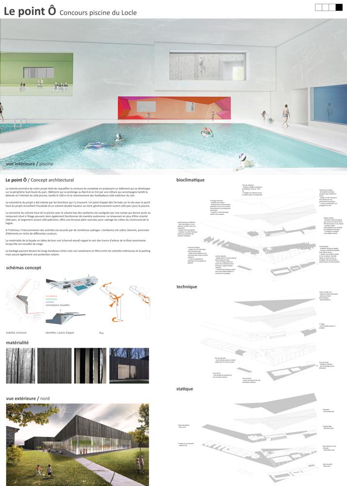 Piscine couverte for Construction piscine couverte